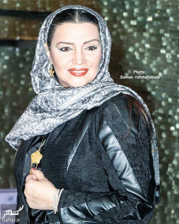 033594 Gahar ir استایل نگار عابدی و الهام پاوه نژاد در اکران خصوصی فیلم در وجه حامل / 8 عکس