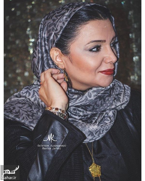 040092 Gahar ir استایل نگار عابدی و الهام پاوه نژاد در اکران خصوصی فیلم در وجه حامل / 8 عکس