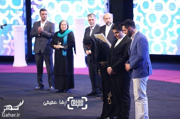 047925 Gahar ir عکس های جدید بازیگران در افتتاحیه جشنواره فیلم فجر 96 / سری اول