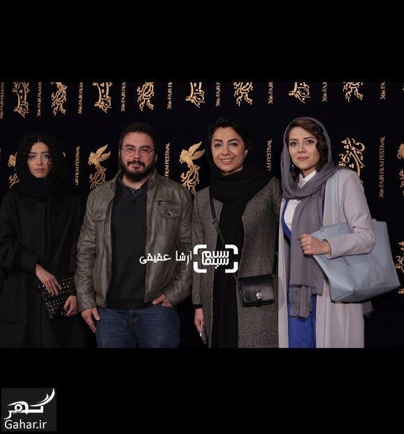 053991 Gahar ir عکسهای ندا عقیقی در جشنواره فیلم فجر 96 + بیوگرافی