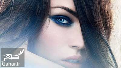 085641 Gahar ir راهنما و مدل های سایه چشم برای چشم آبی ها