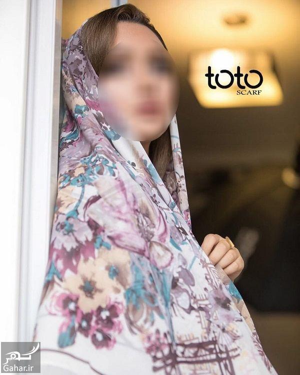 108653 Gahar ir مدل جدید شال و روسری دخترانه و زنانه عید 97