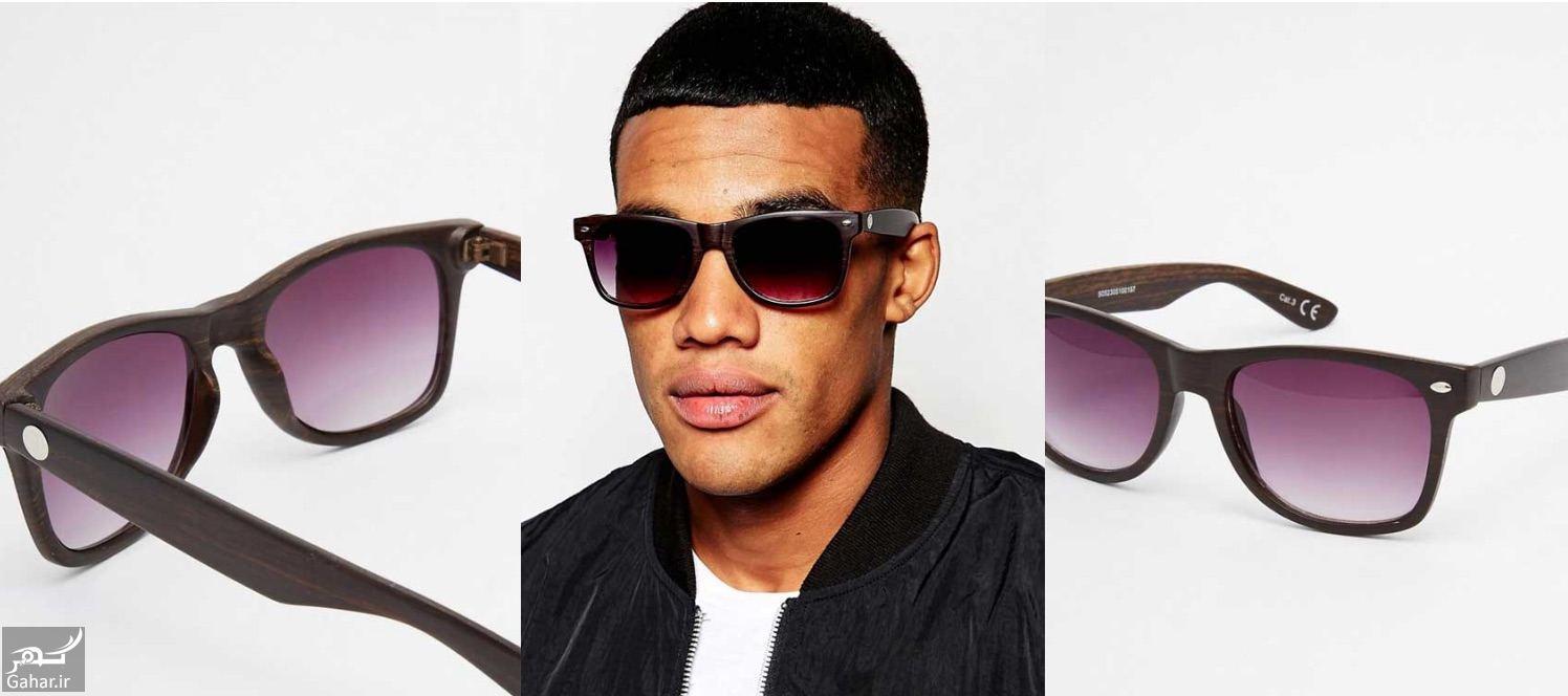 121985 Gahar ir مدل جدید عینک آفتابی مردانه