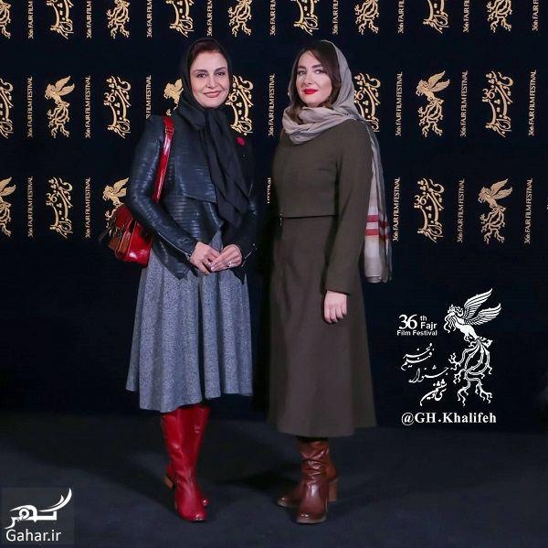 129260 Gahar ir عکس بازیگران در روز هشتم جشنواره فیلم فجر 96 / 13 عکس