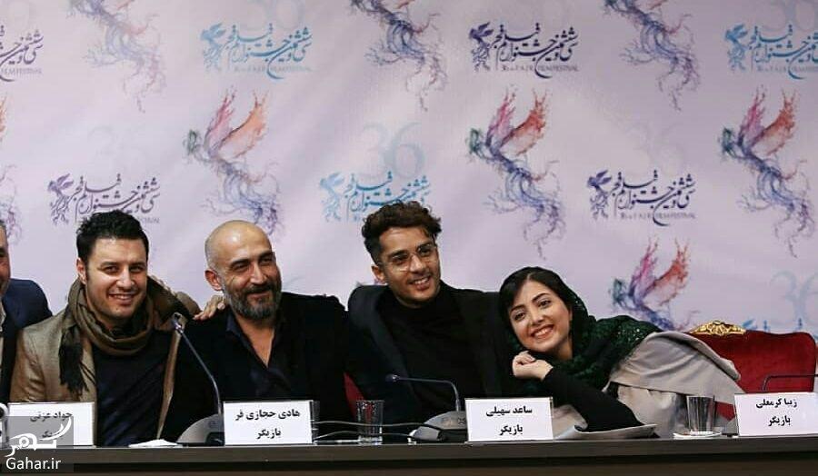 140215 Gahar ir عکسهای زیبا کرمعلی در جشنواره فیلم فجر 96 + بیوگرافی زیبا کرمعلی