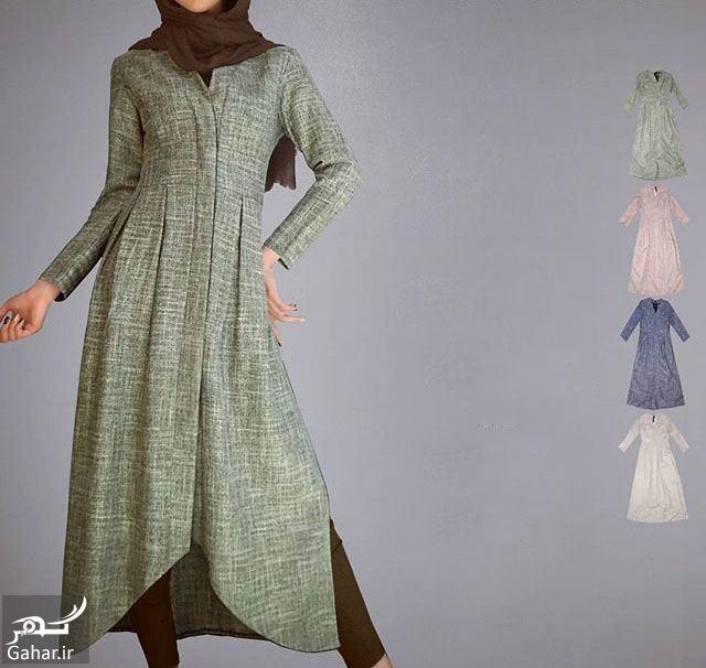 171071 Gahar ir عکس های جدیدترین مدل مانتو بلند دخترانه و زنانه