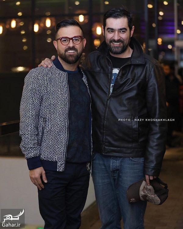 172732 Gahar ir شهاب حسینی و هومن سیدی هم اکنون در اکران فیلم کمدی انسانی / 6 عکس