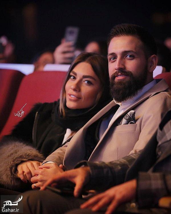179989 Gahar ir عکس محسن افشانی و همسرش شب گذشته در کنسرت شهاب مظفری