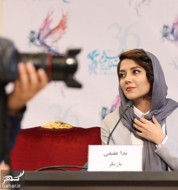 201268 Gahar ir عکسهای ندا عقیقی در جشنواره فیلم فجر 96 + بیوگرافی