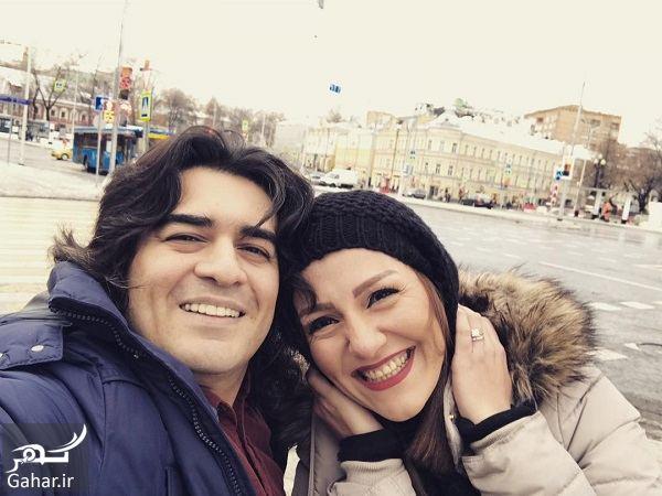 212431 Gahar ir عکسهای سامان احتشامی (پیانیست معروف) و همسرش + بیوگرافی