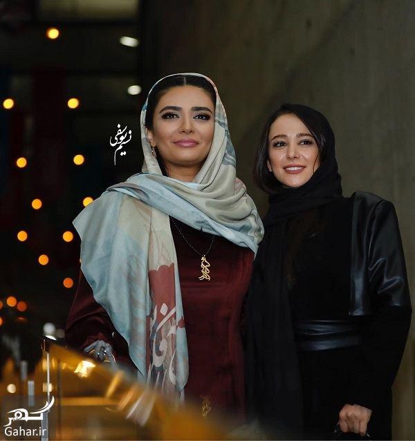 213518 Gahar ir الناز حبیبی و لیندا کیانی در اکران فیلم خجالت نکش / 5 عکس