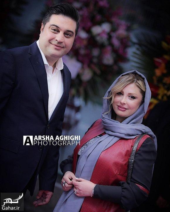 228222 Gahar ir عکسهای بازیگران در افتتاحیه گالری همسر نیوشا ضیغمی