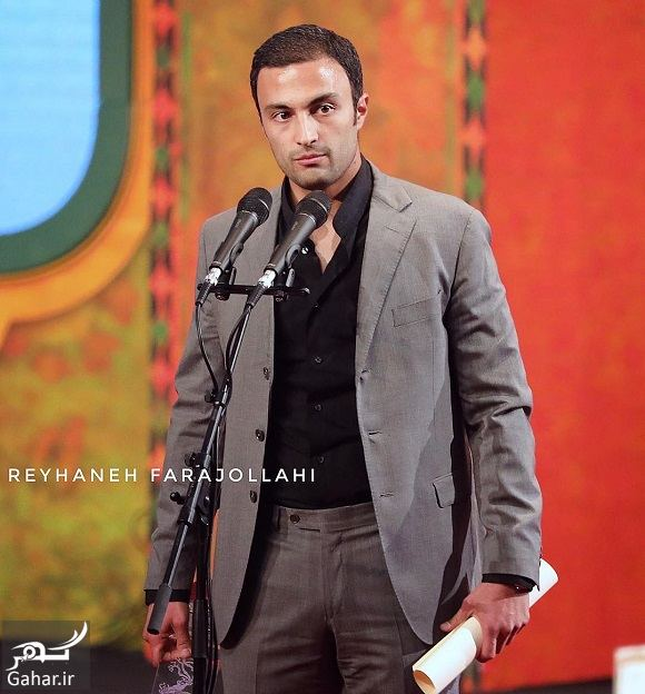 229685 Gahar ir عکسهای بازیگران در اختتامیه جشنواره فیلم فجر 96 / سری دوم