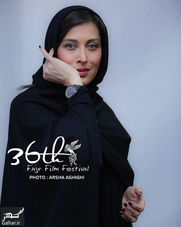 231399 Gahar ir عکسهای جذاب ترلان پروانه و مهتاب کرامتی در جشنواره فجر 36