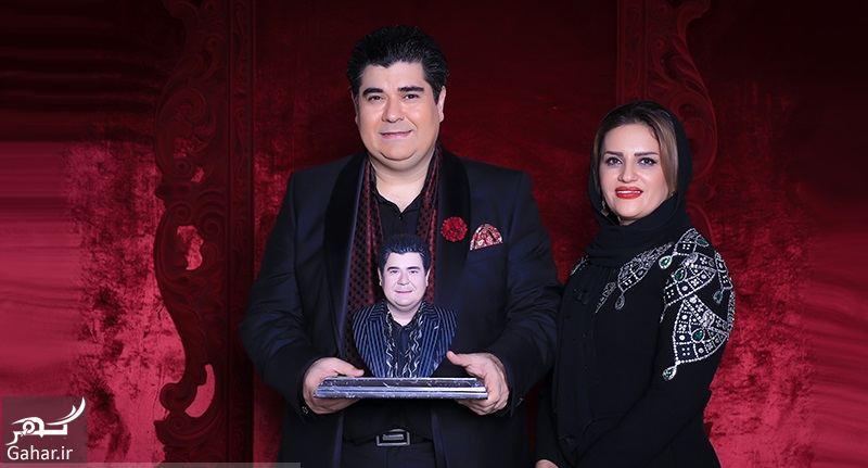 232017 Gahar ir عکسهای مراسم تجلیل از سالار عقیلی با حضور هنرمندان شاخص بهمن 96