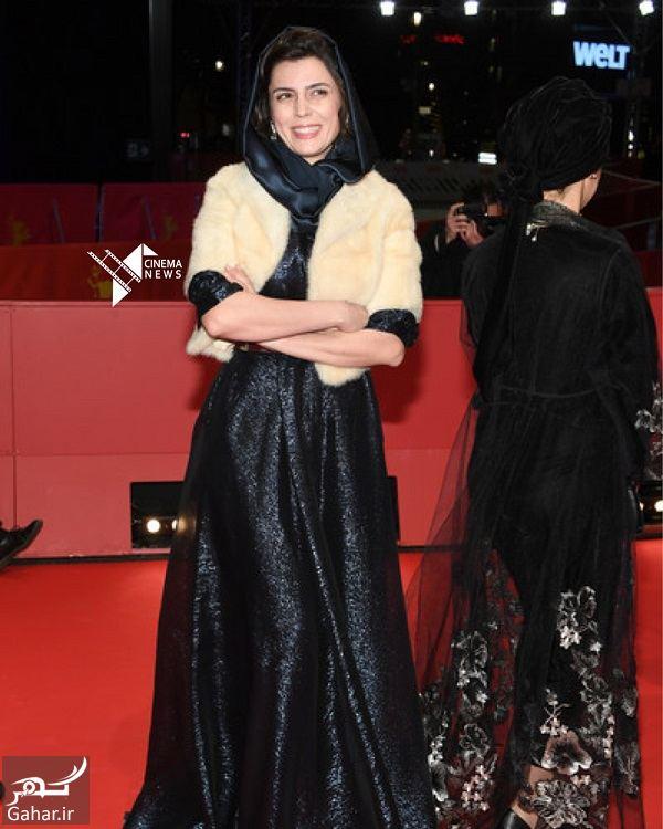 235789 Gahar ir لیلا حاتمی در جشنواره بین المللی فیلم برلین 68 / 9 عکس