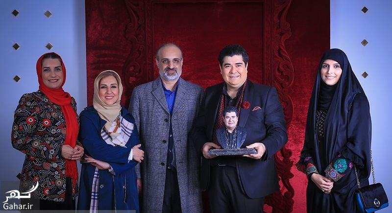 241989 Gahar ir عکسهای مراسم تجلیل از سالار عقیلی با حضور هنرمندان شاخص بهمن 96