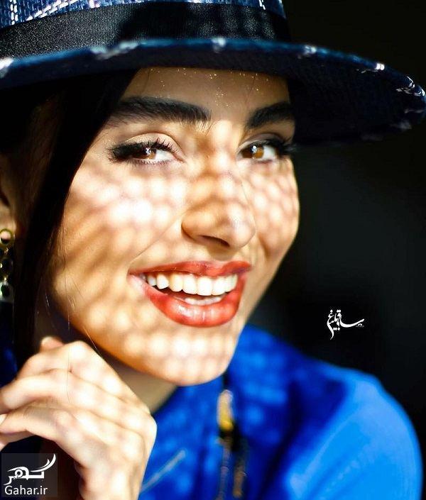251819 Gahar ir عکسهای آتلیه ای لاله مرزبان بازیگر آنام + بیوگرافی