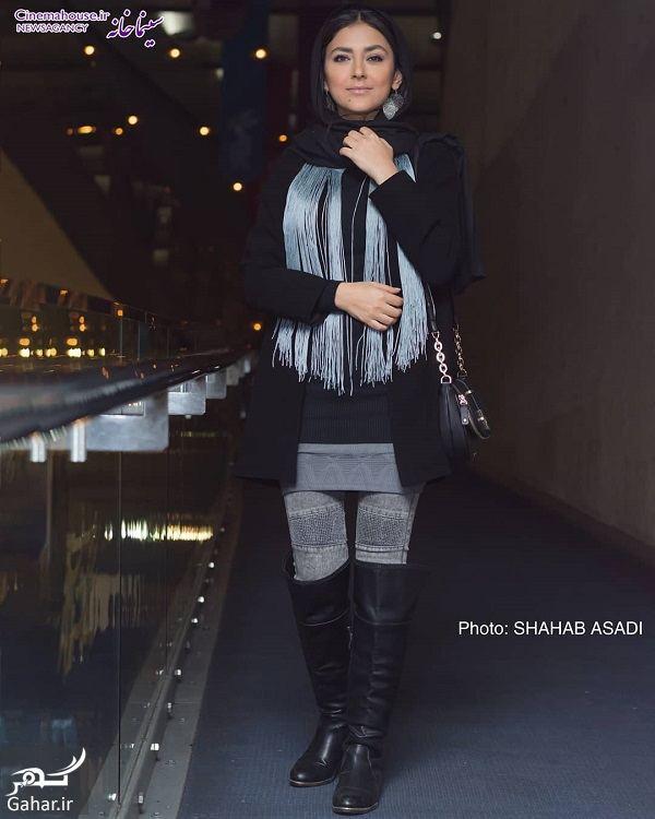 254688 Gahar ir استایل متفاوت هدی زین العابدین در روز پنجم جشنواره فیلم فجر 36 / 4 عکس