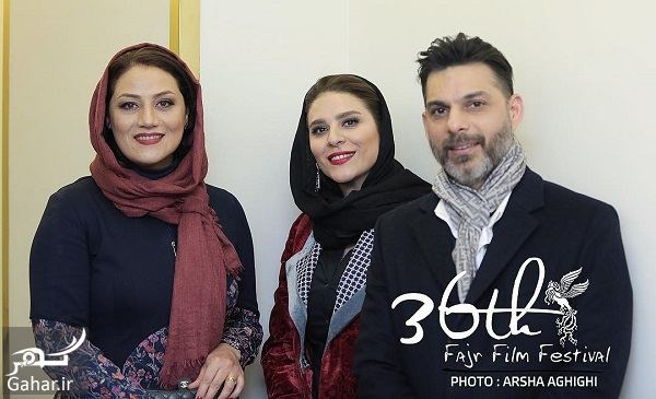 256395 Gahar ir عکسهای بازیگران در اختتامیه جشنواره فیلم فجر 96 / سری دوم