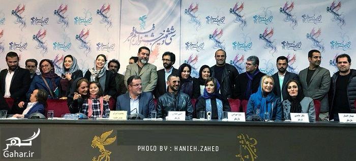 257148 Gahar ir عکسهای روز نهم جشنواره فیلم فجر 96