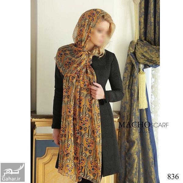 265379 Gahar ir مدل جدید شال و روسری دخترانه و زنانه عید 97