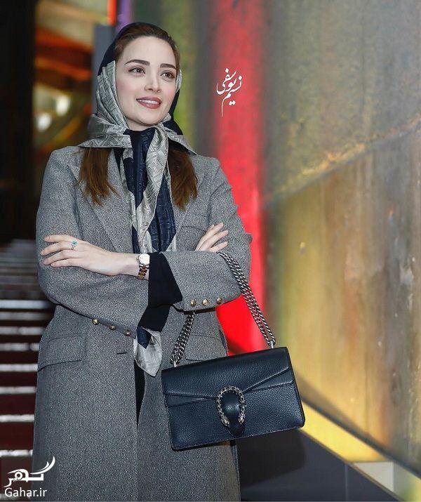 272123 Gahar ir بهنوش طباطبایی در سی و ششمین جشنواره فیلم فجر / 4 عکس
