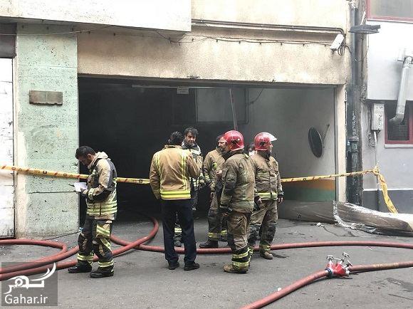 280400 Gahar ir عکس ساختمان وزارت نیرو پس از آتش سوزی + آدرس