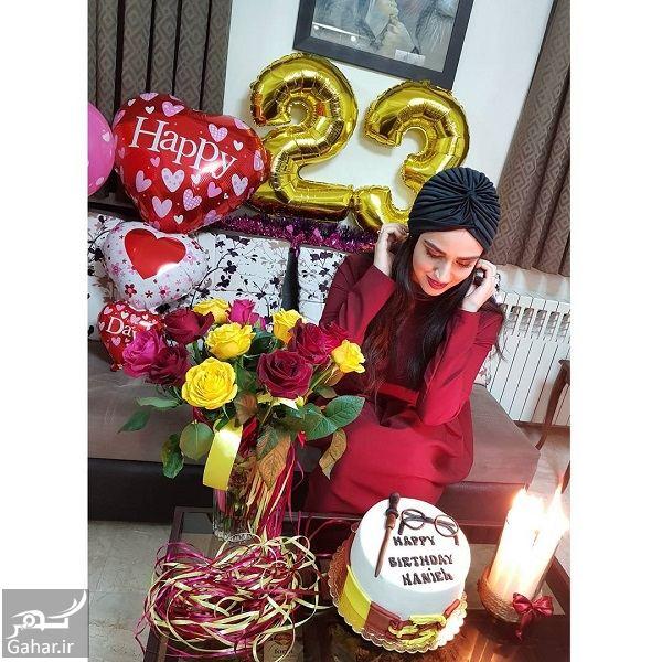 285678 Gahar ir جشن تولد 23 سالگی هانیه غلامی / 10 عکس