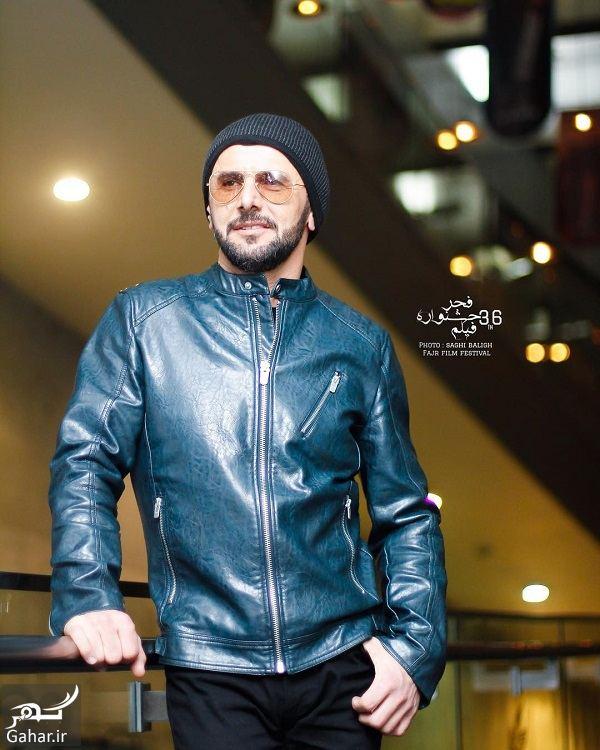 289892 Gahar ir عکس بازیگران در روز هشتم جشنواره فیلم فجر 96 / 13 عکس