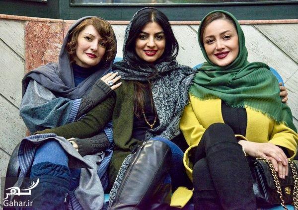 306544 Gahar ir شیلا خداداد در سی و ششمین جشنواره فیلم فجر / 4 عکس