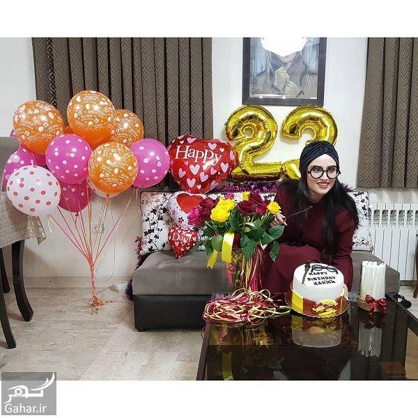 314430 Gahar ir جشن تولد 23 سالگی هانیه غلامی / 10 عکس