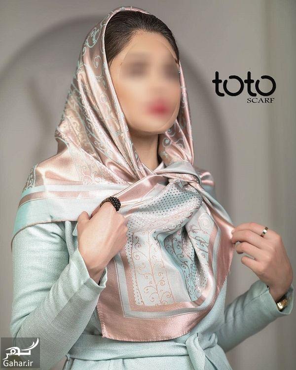379173 Gahar ir مدل جدید شال و روسری دخترانه و زنانه عید 97