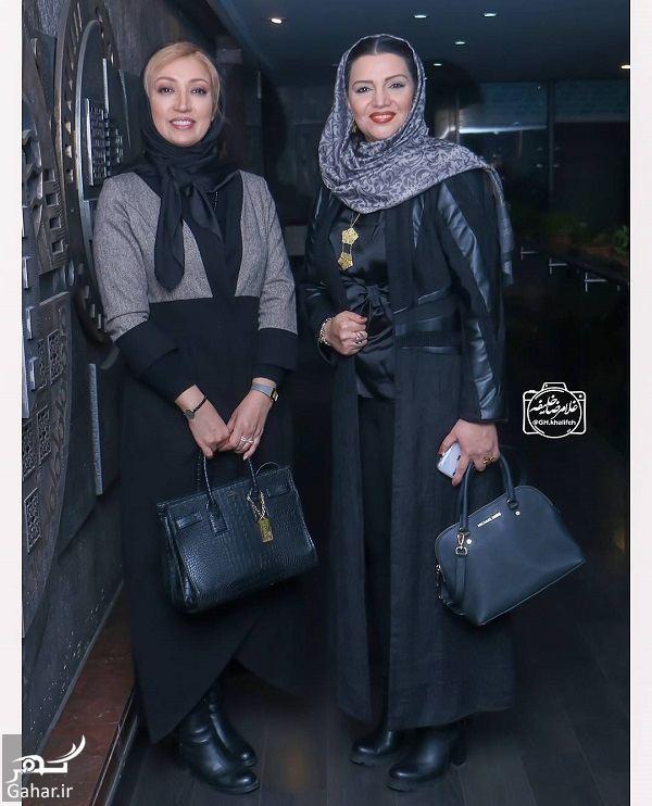 395032 Gahar ir استایل نگار عابدی و الهام پاوه نژاد در اکران خصوصی فیلم در وجه حامل / 8 عکس