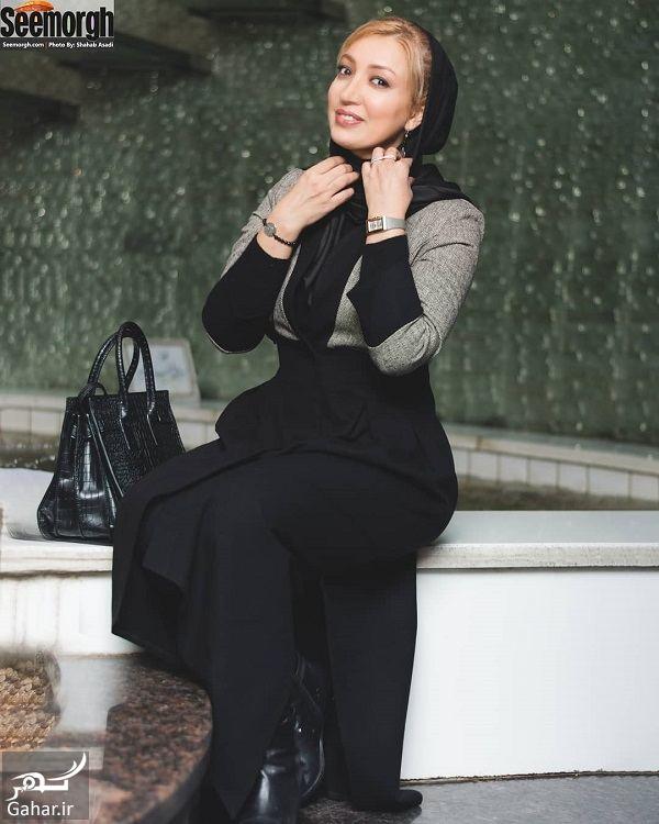395974 Gahar ir استایل نگار عابدی و الهام پاوه نژاد در اکران خصوصی فیلم در وجه حامل / 8 عکس