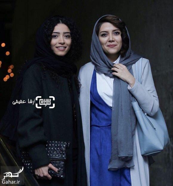 407376 Gahar ir عکسهای ندا عقیقی در جشنواره فیلم فجر 96 + بیوگرافی