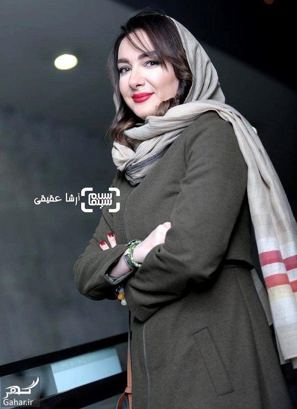 410169 Gahar ir هانیه توسلی در سی و ششمین جشنواره فیلم فجر / 6 عکس