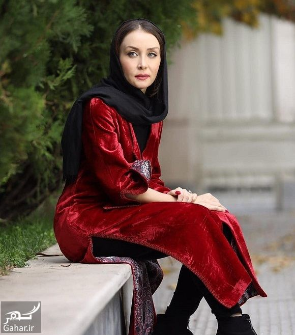 419962 Gahar ir عکسهای مدلینگ حدیث فولادوند برای یک مزون لباس