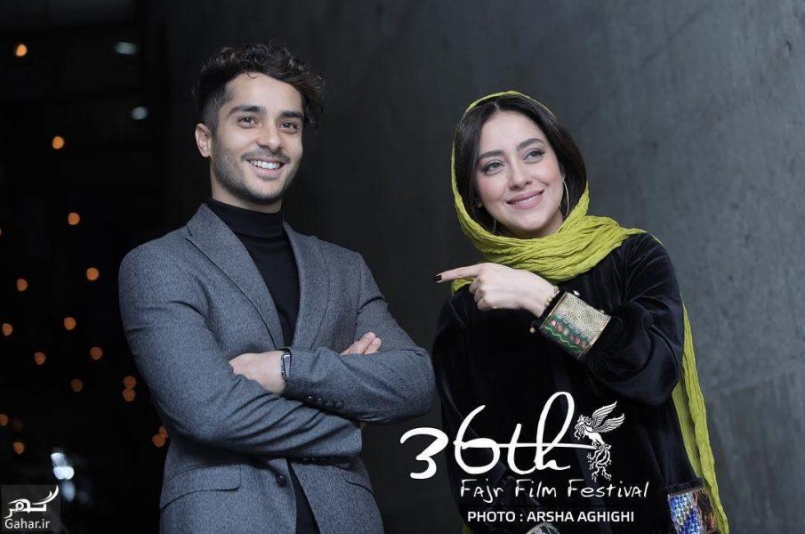 431834 Gahar ir e1518167412860 عکس بازیگران در روز هفتم جشنواره فیلم فجر 96 / 13 عکس