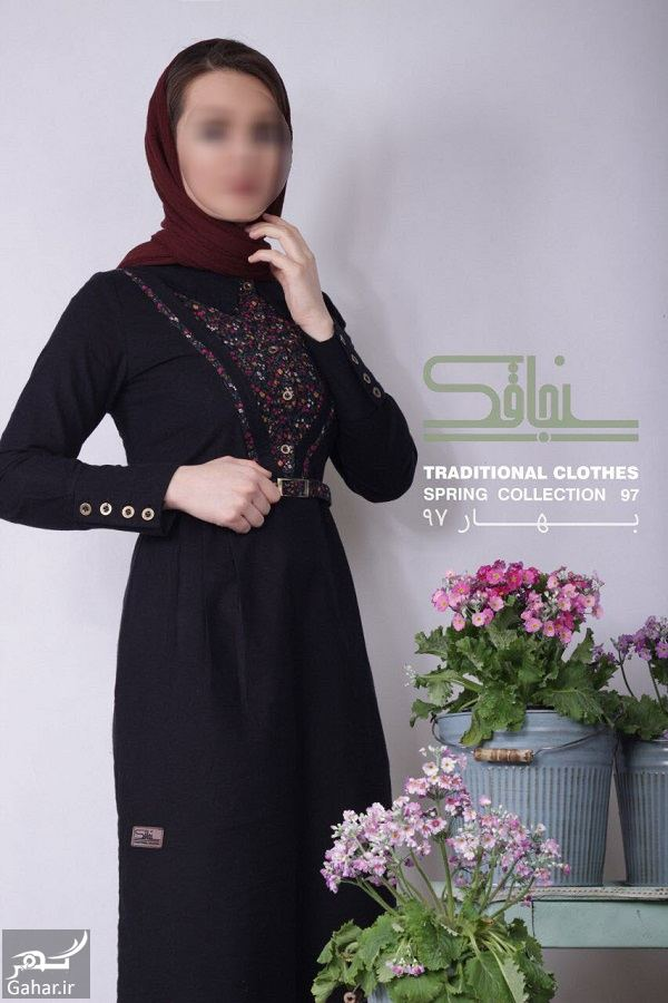 455935 Gahar ir جدیدترین تن پوش های سنتی بهار 97