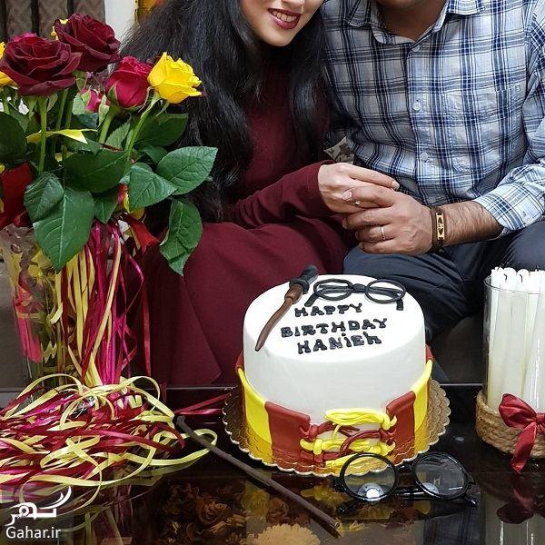 467403 Gahar ir جشن تولد 23 سالگی هانیه غلامی / 10 عکس