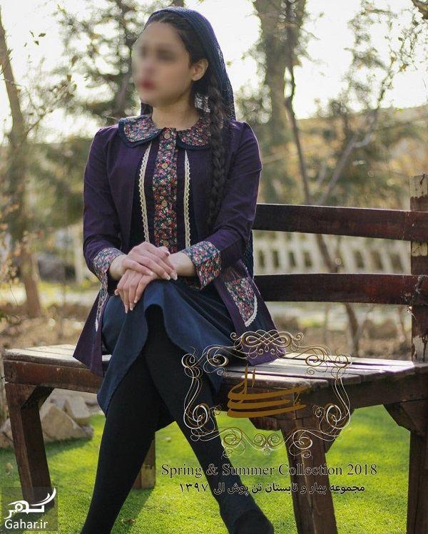 469352 Gahar ir جدیدترین تن پوش های سنتی بهار 97