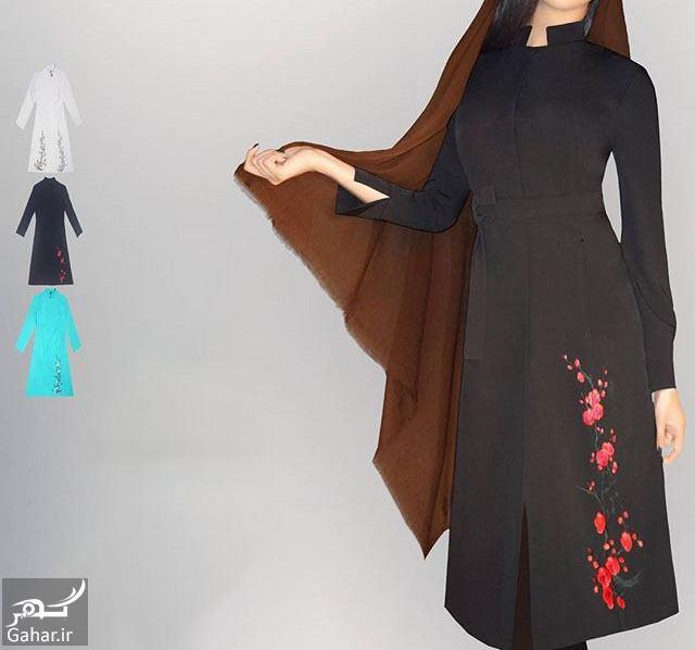 479704 Gahar ir عکس های جدیدترین مدل مانتو بلند دخترانه و زنانه