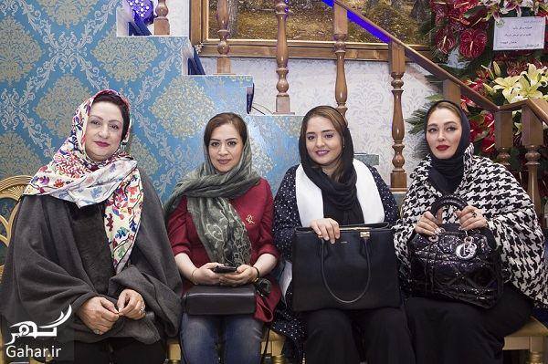 505780 Gahar ir عکسهای بازیگران در افتتاحیه فروشگاه همسر نیوشا ضیغمی (سری دوم)
