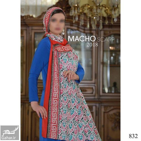506987 Gahar ir مدل جدید شال و روسری دخترانه و زنانه عید 97