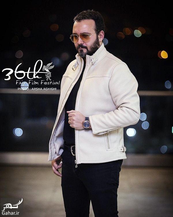 509884 Gahar ir عکس های جدید بازیگران در افتتاحیه جشنواره فیلم فجر 96 / سری اول