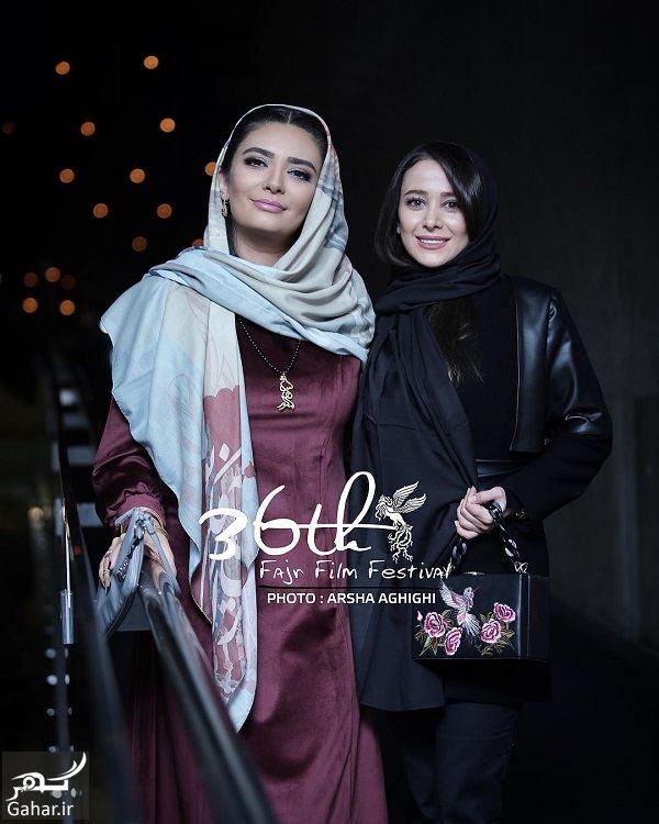 520692 Gahar ir الناز حبیبی و لیندا کیانی در اکران فیلم خجالت نکش / 5 عکس