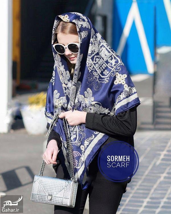 521445 Gahar ir مدل جدید شال و روسری دخترانه و زنانه عید 97