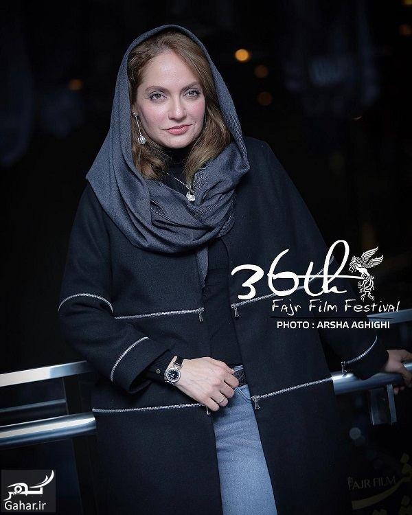 526021 Gahar ir تیپ مهناز افشار در روز هشتم جشنواره فیلم فجر 36 / 7 عکس