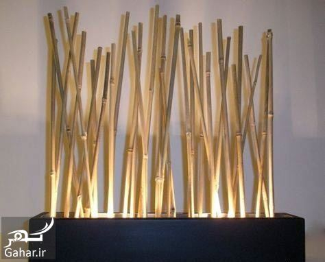 550923 Gahar ir آموزش استفاده از بامبو در دکوراسیون